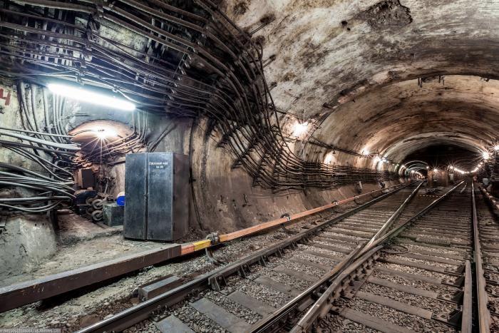 ccd8f3 Подземные тоннели метро в Москве (23 фото)