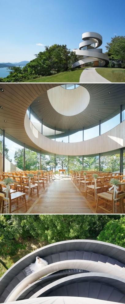 ea58a1 Сногсшибательные примеры современной архитектуры Японии (15 фото)