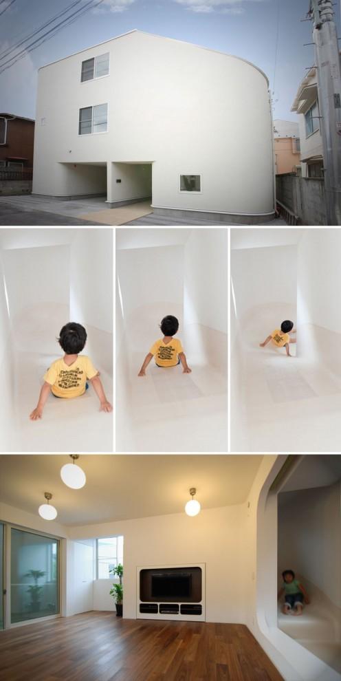 ebbf6c Сногсшибательные примеры современной архитектуры Японии (15 фото)