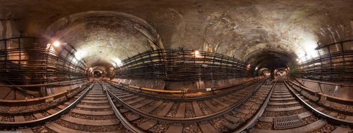 ec63a6 Подземные тоннели метро в Москве (23 фото)