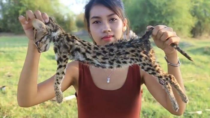 Супруги ели редких животных, чтобы прославиться на YouTube (10 фото)