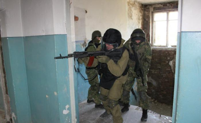Самые смертоносные подразделения России (5 фото)