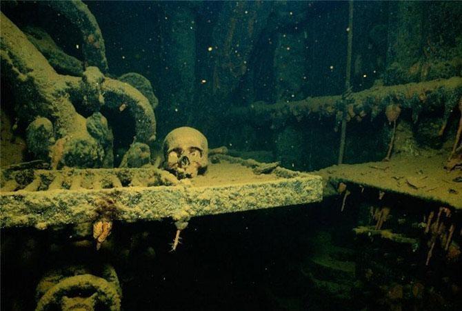 Подводные сокровища (38 фото)
