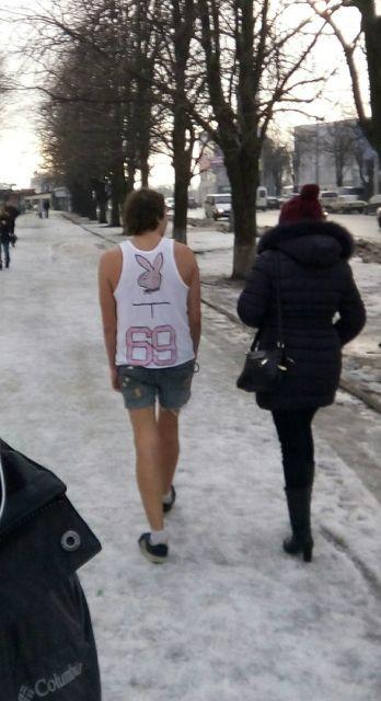 Белорусские модники (28 фото)