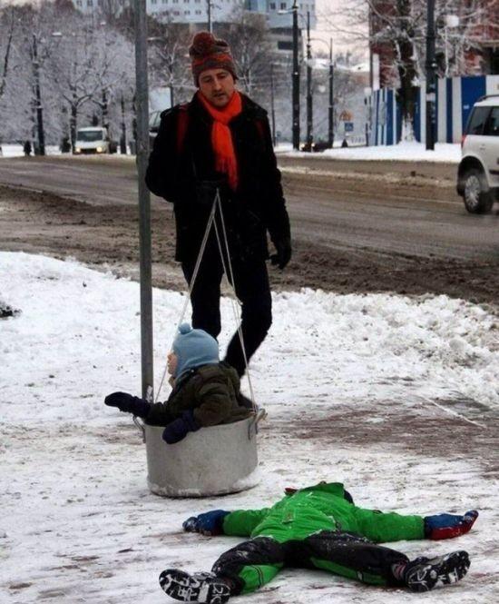Современные дети без интернета (35 фото)