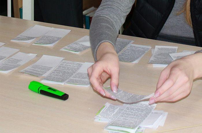 Церемония открытия научного центра помешала сдать экзамен (2 фото)