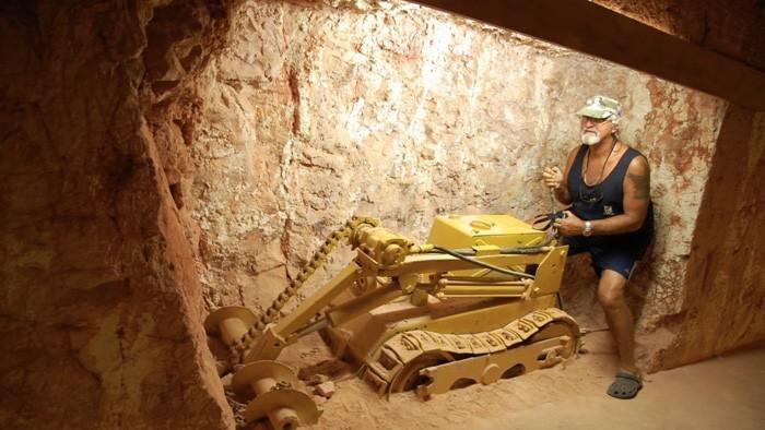 История единственного в мире подземного города (11 фото)
