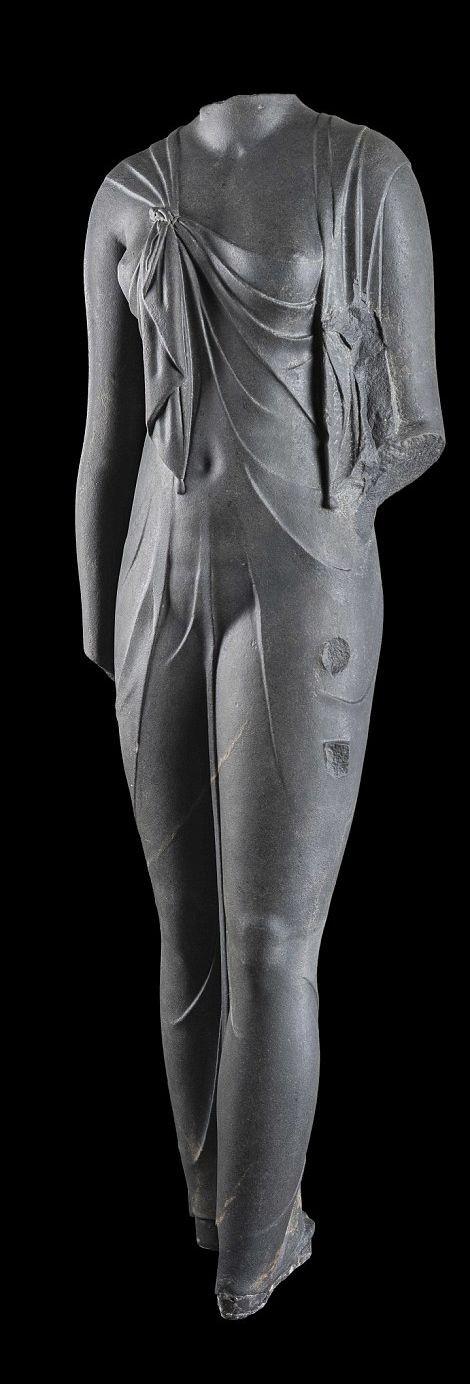 Египетские артефакты более 1200 лет пролежали под водой (16 фото)