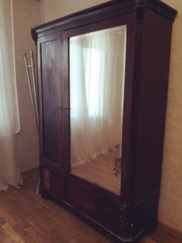 Находка в старом шкафу (3 фото)