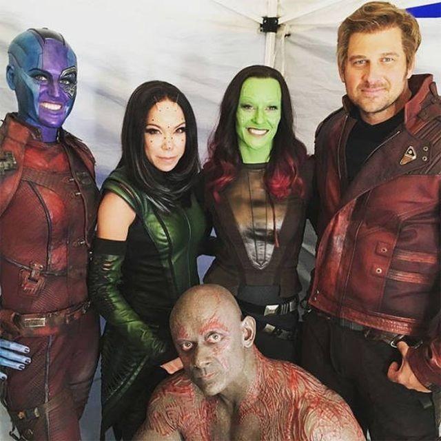 Дублеры актеров, играющих роли героев, в фильмах Marvel (21 фото)