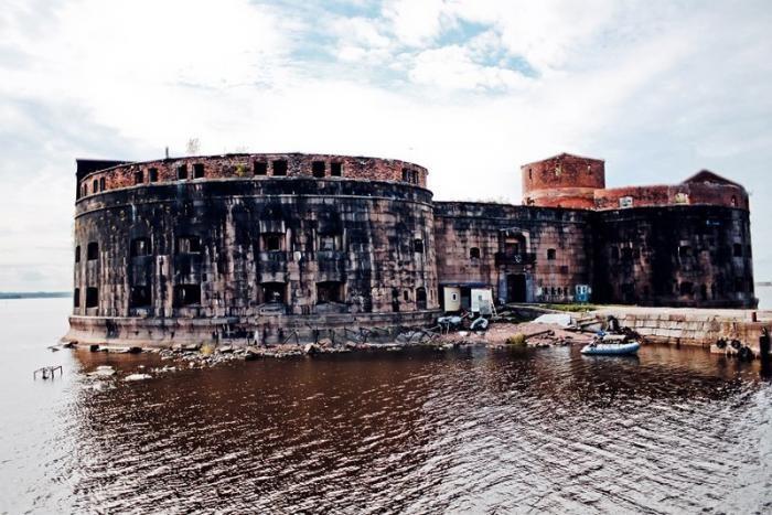 Форт Александр (17 фото)