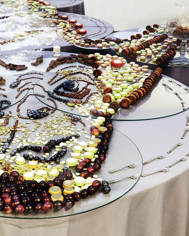 Потрясающие картины из еды (23 фото)