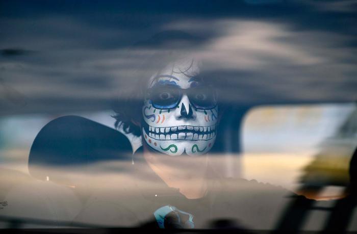 День Мертвых (13 фото)