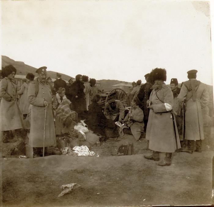 Русско-японская война в фотографиях (20 фото)