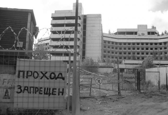 Больницы – дома для приведений (10 фото)