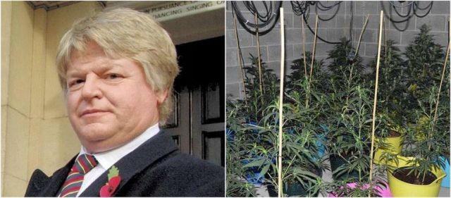 Наркоторговец замаскировал роскошный особняк под сарай (7 фото)