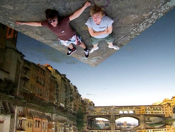 Удивительные фотографии, сделанных без фотошопа (10 фото)