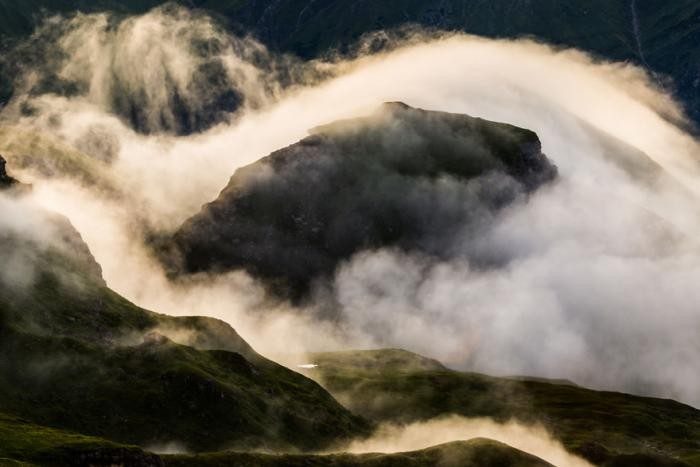 Гроссглокнер — самая красивая высокогорная дорога в мире (9 фото)