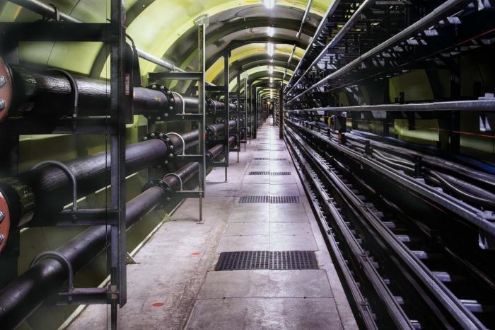 Как работает барьер Темзы (40 фото)
