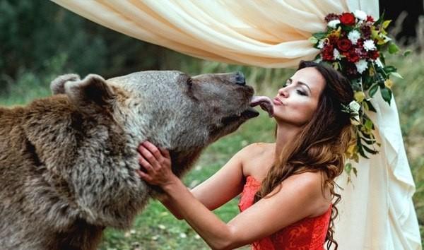 Ох уж эти русские свадьбы! (5 фото)