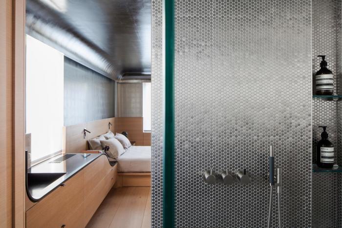 Квартира на Манхэттене (11 фото)
