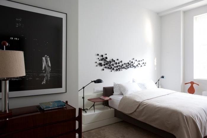 Уютная квартира в Нью-Йорке (9 фото)