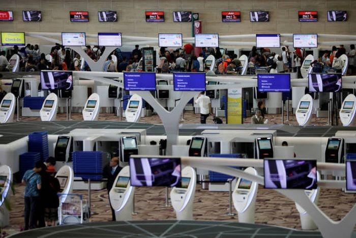 Аэропорт, который поразит вас своей инфраструктурой (41 фото)