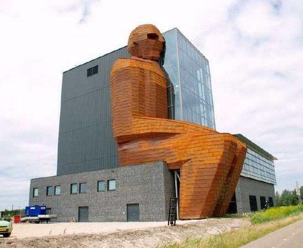 Необычные здания (33 фото)