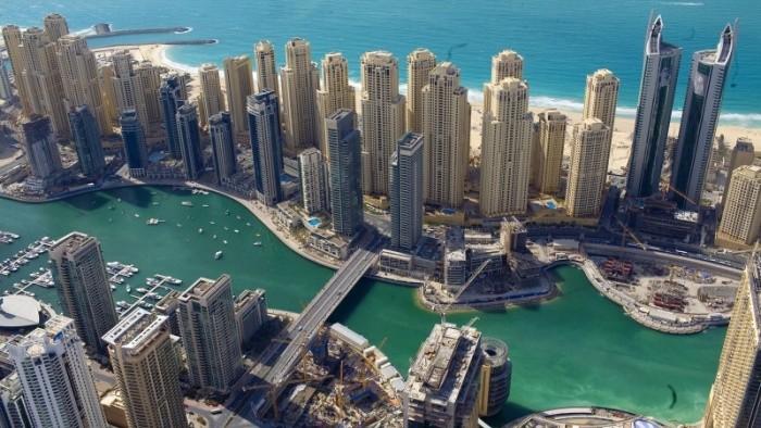 Как Дубай становился крупнейшим мегаполисом в мире (18 фото)