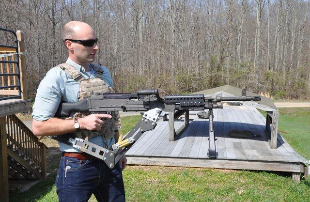 Армия США тестирует «третью руку» (5 фото)