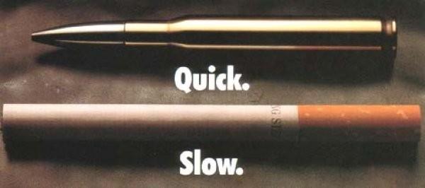 Антитабачная реклама (10 фото)
