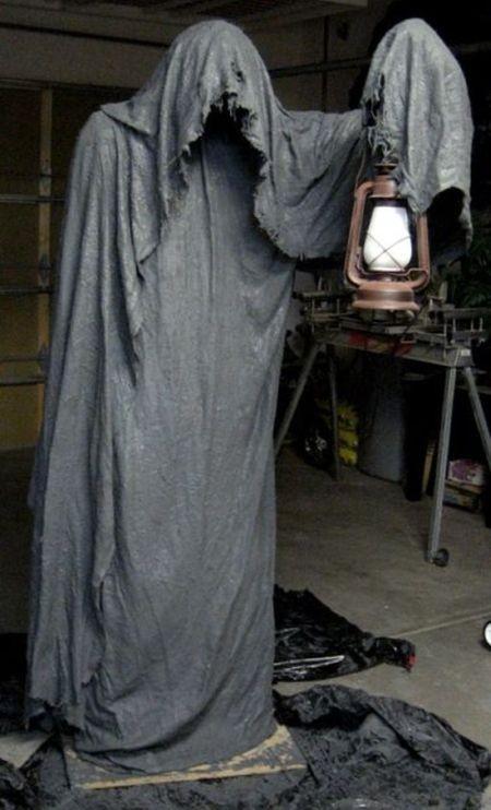 Декорация на Хэллоуин своими руками (6 фото)
