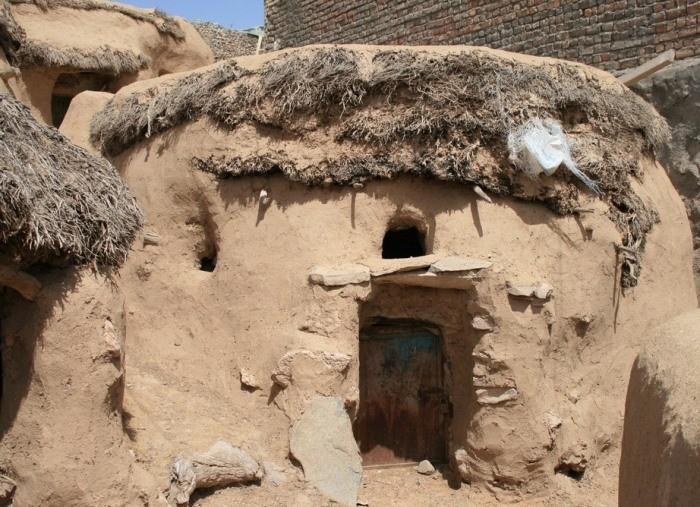Махуник – иранская деревня гномов (7 фото)