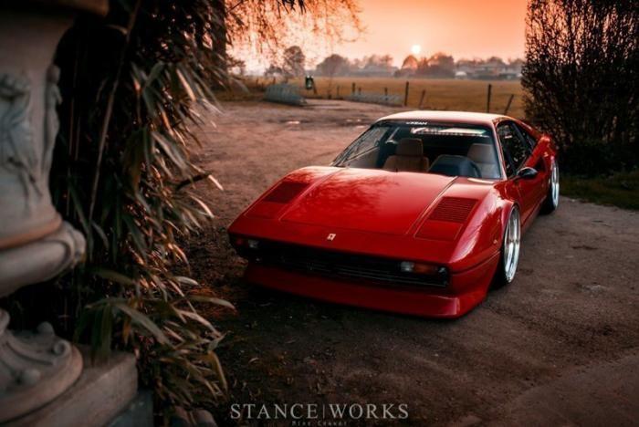 Ferrari 308 GTB 1979: Итальянский жеребец (20 фото)