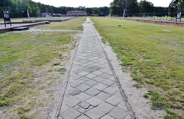 Фашистский лагерь смерти Штутгоф (36 фото)