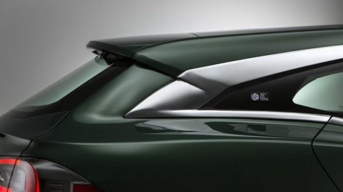Британцы сделали красивый универсал на базе электромобиля Tesla Model