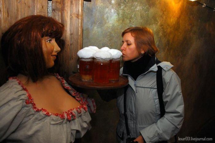 Пивной чешский рай (20 фото)