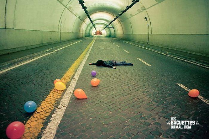 Фотопроект Я умер (34 фото)