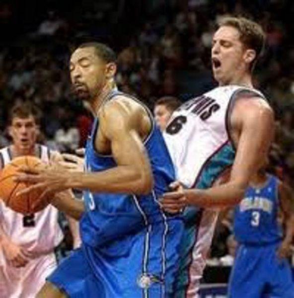 Смешные моменты в баскетболе (20 фото)