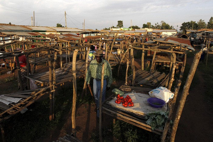 Кенийская деревенька Когело - малая Родина Барака Обамы (18 фото)