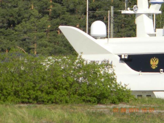 Патриарх Кирилл, яхта и несостоявшийся веломарафон (5 фото)