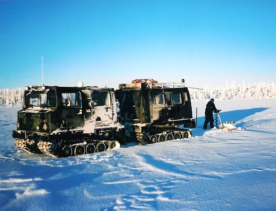 Арктическая магистраль (36 фото)