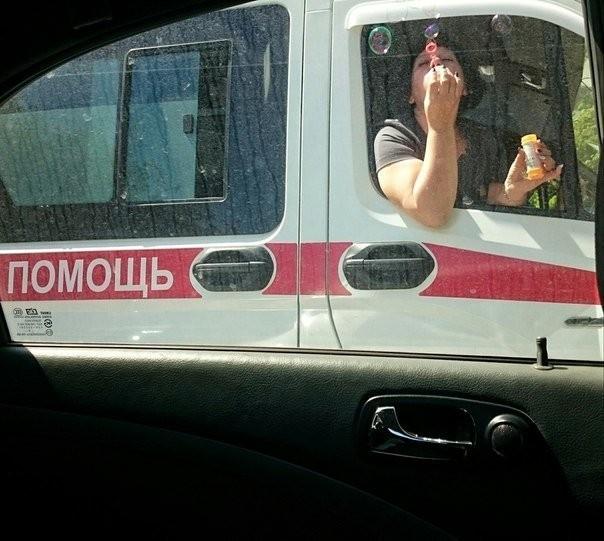 Будни скорой помощи (24 фото)