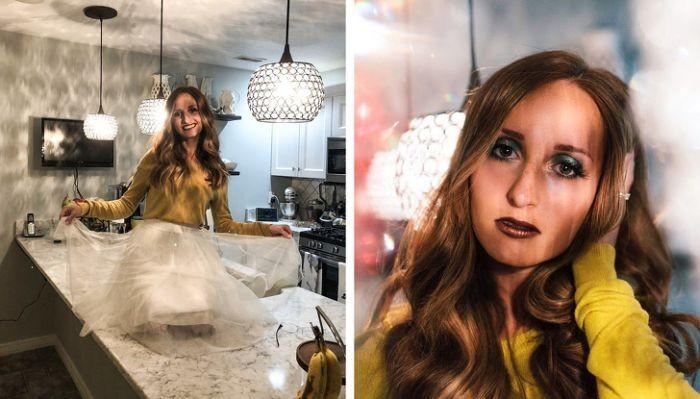 """Взгляд со стороны, как создаются """"шедевры"""" для Instagram (19 фото)"""