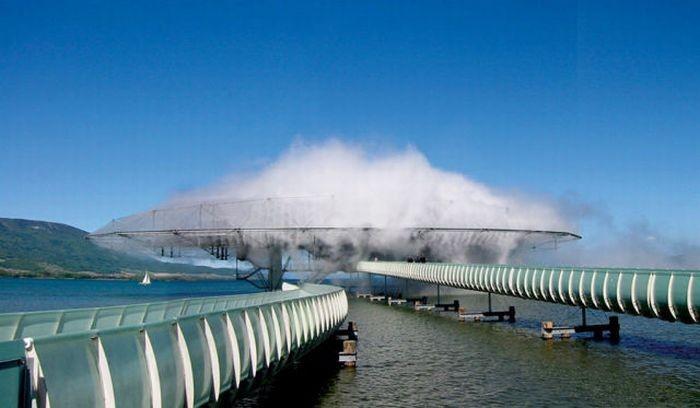 Здание как облако (10 фото)