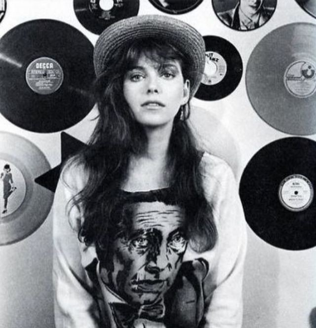 Женская красота 70-х (20 фото)
