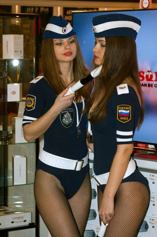 Юмор и шутки об инспекторах ДПС (27 фото)