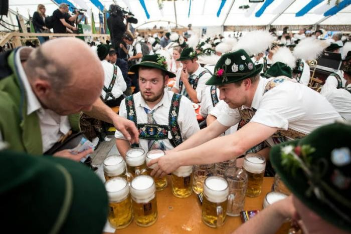 Гаутрахтенфест в Германии (18 фото)