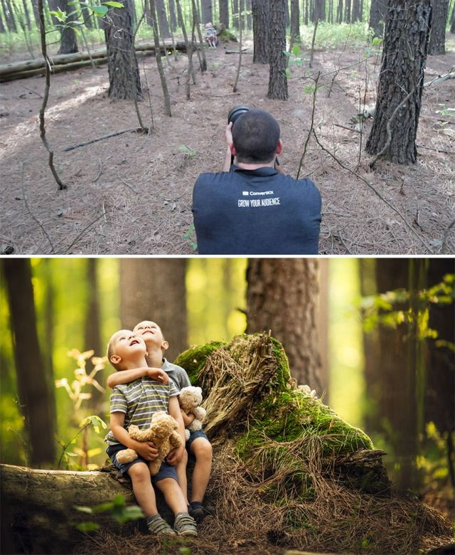 Профессиональный фотограф видит мир иначе (15 фото)