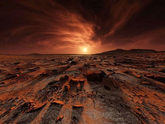 Загадочный и невероятный Марс (29 фото)